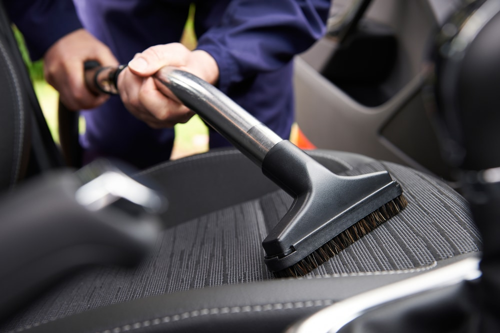 ways to detail your car using steam cleaner that work like a charm