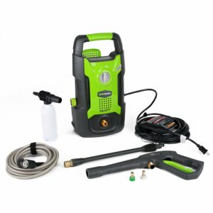Greenworks 1500 PSI – Best compact pick