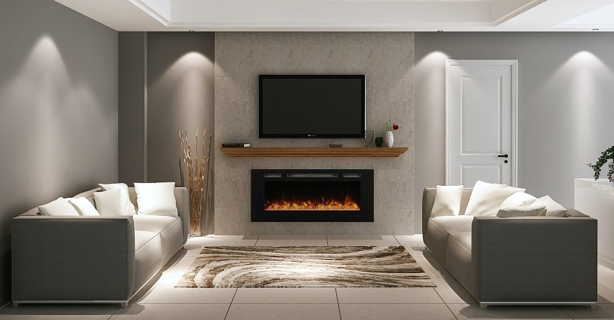 Best Electric Fireplace Reviews Of 2020 Consumers Base