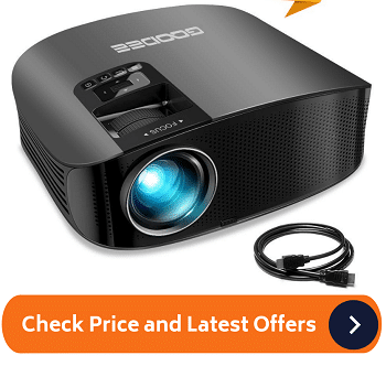 GooDee Video Projector