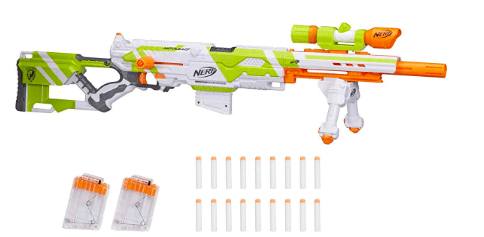 Longstrike Nerf Extension Six Dart Exclusive