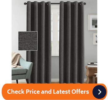 H.VERSAILTEX Linen Curtains